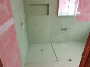 bathroom renovations waterproofing by Avocado Constructions Brisbane