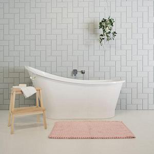 bathroom renovation used by avocado constructions freestanding oval frame bath