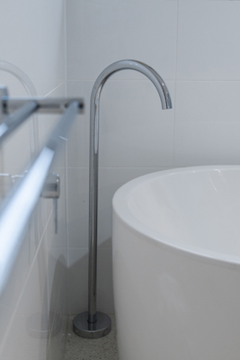 modern bathroom renovation belmont fixtures and fittings by avocado constructions