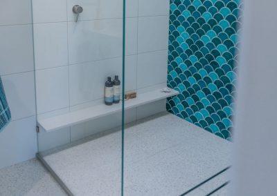 Caesarstone Shower Bench