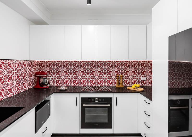 kitchen renovation gaythorne brisbane with avocado constructions